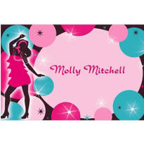 Girl's Night Out Custom Thank You Note