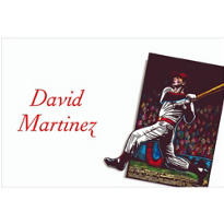 Baseball Card Custom Thank You Note