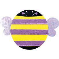 Buzzing Bee Jumbo Invitations 8ct
