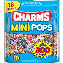 Charms Mini Pops 325ct