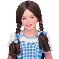 Child Wizard of Oz Dorothy Wig