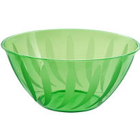 Kiwi Plastic Bowl 11 1/4in