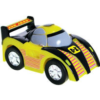 Pull Back Cool Rule Speeder Mini Stock Car
