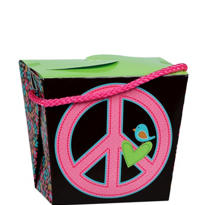 Hippie Chick Favor Box