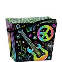 Neon Doodle Favor Box