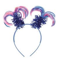 Multicolor Ponytail Headband