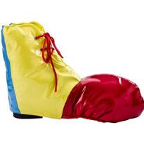 Child Clown Shoe Covers