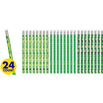 St. Patricks Day Pencils 24ct<span class=messagesale><br><b>21¢ per piece!</b></br></span>
