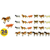 Farm Animals 24ct