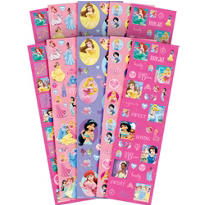 Disney Princess Sticker Value Pack 5 Sheets