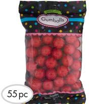 Red Gumballs 56pc
