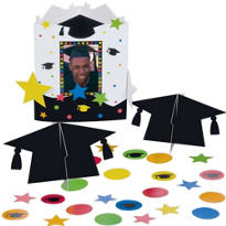 Personalized Graduation Centerpiece Kit 21pc