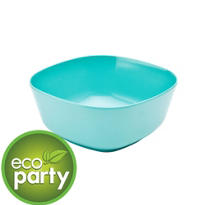 Blue Bamboo Fiber Salad Bowl 6in