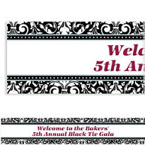 Custom Formal Affair Banner 6ft