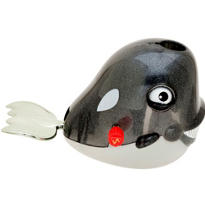 Wilbur the Whale Windup Toy