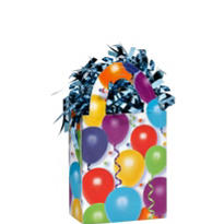 Balloons and Stars Balloon Weight 5.7oz