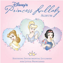 Disney's Princess Lullaby Album CD