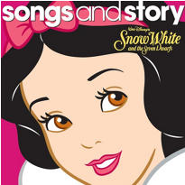 Disney Songs and Story Snow White and The Seven Dwarfs CD