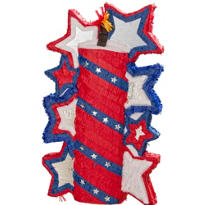 Giant Firecracker Pinata 36in