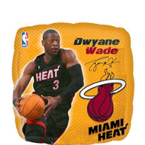Dwayne Wade Balloon 18in