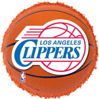 Los Angeles Clippers Pinata 18in