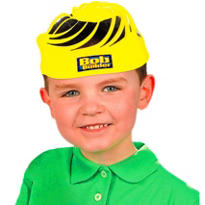 Bob the Builder Hats 6ct