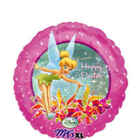 Foil Tinkerbell Easter Balloon 18in