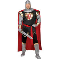 Adult Brave Crusader Knight Costume Plus Size