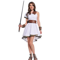 Teen Girls Olympia Goddess Costume