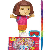 Dora The Explorer Pinata Kit