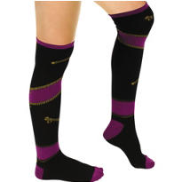Monster High Clawdeen Wolf Knee Socks