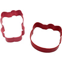 Hello Kitty Cookie Cutter Set 2ct