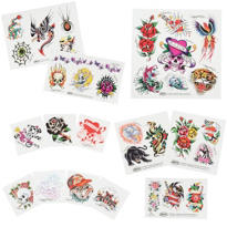 Ed Hardy Temporary Tattoos Love Assortment