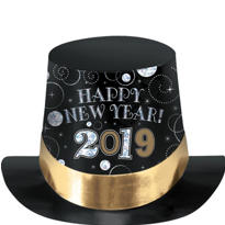 New Years 2013 Top Hat