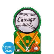 Giant Chicago White Sox Pinata