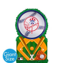 Giant New York Yankees Pinata 22in x 22in