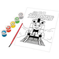 Thomas the Tank Engine Paint by Numbers 5pc