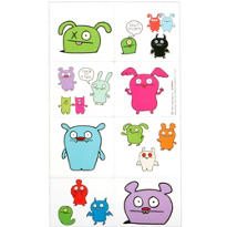 Uglydoll Tattoos