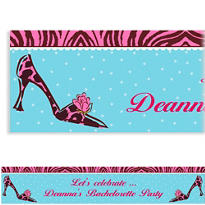 Party Purse Custom Banner 6ft