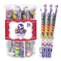 Unicorn Mini Pops 36ct Tub