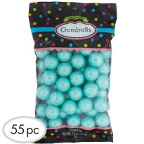 Robin's Egg Blue Gumballs 55pc