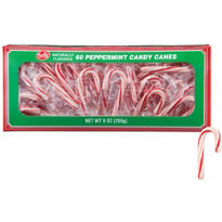 Bob's Mini Candy Canes 60ct
