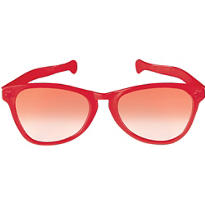 Red Giant Fun Glasses 11in