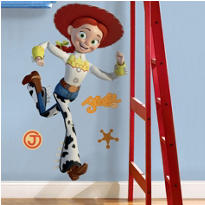 Toy Story Jessie Wall Decals 26in