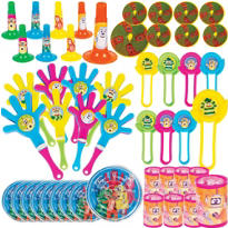 Yo Gabba Gabba Favor Pack 48pc