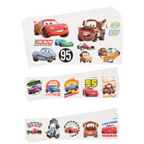 Disney Cars Tattoo Value Pack 72ct