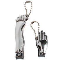 Hand & Foot Nail Clippers Set