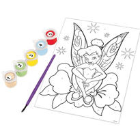 Disney Fairies Paint By Number