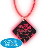 Cars Glow Stick Necklace