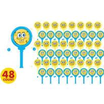 SpongeBob Slide Drums 48ct